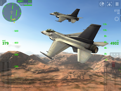 F18 Carrier Landing Screenshot
