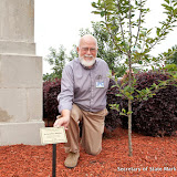 6-1-16 A new apple tree dedication for Dr David Ware
