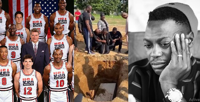 """""""Good name is better than riches"""" - Nigerians React as U.S Basketball Team observed Moment of silence in honor of late Sound Sultan [Video]"""