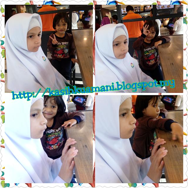 Sambutan Birthday Nur Imani