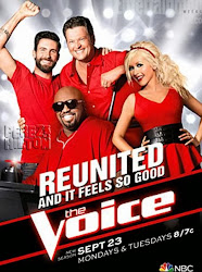 The Voice - Season 5 - Vòng giấu mặt