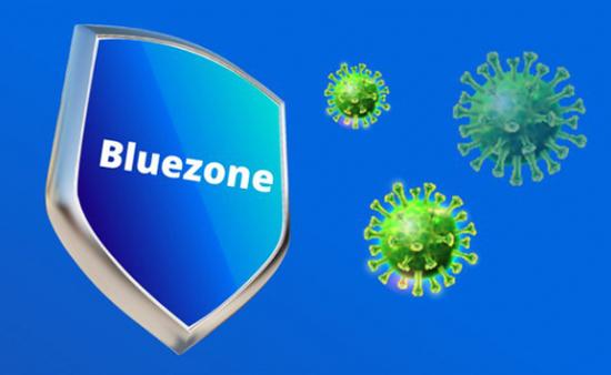 Hãy cài đặt ứng dụng Khẩu trang điện tử -  Bluezone để cùng đẩy lùi Covid-19