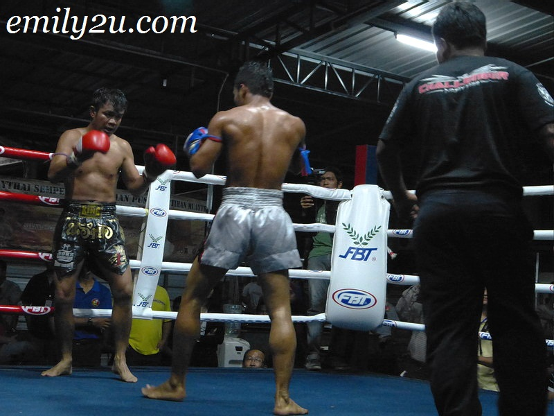 muaythai Malaysia Thailand