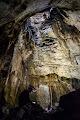 Jeff Wade and Rosie Hadfield surveying in Deliverance Cave, Gunung Benarat, Mulu 2013 | photo © Andy Harp