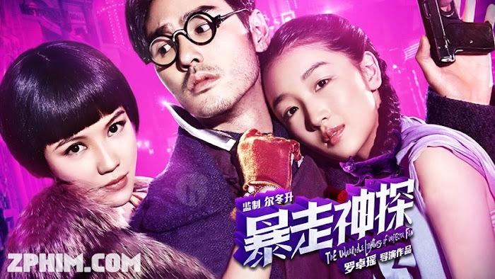 Ảnh trong phim Bạo Tẩu Thần Thám - Shanghai Noir 1