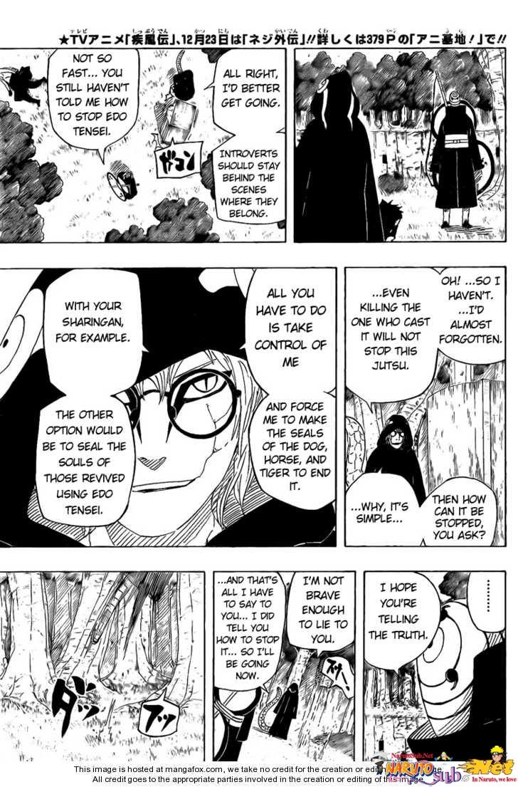 tz 3, Naruto chapter 521    NarutoSub
