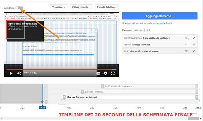 timeline-schermata-finale