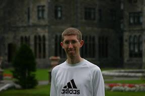 Me at Ashford Castle