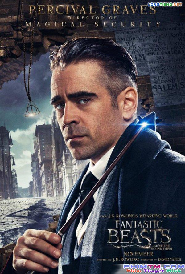 Lộ dấu hiệu Bảo bối tử thần trong Fantastic Beasts and Where To Find Them - Ảnh 2.