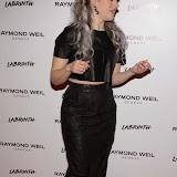 OIC - ENTSIMAGES.COM - Leah McFall at the Raymond Weil Annual Music Dinner London 12th February 2015