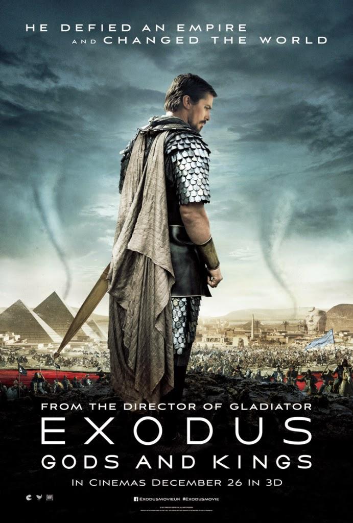 Η Έξοδος: Θεοί και Βασιλιάδες (Exodus: Gods and Kings) Poster