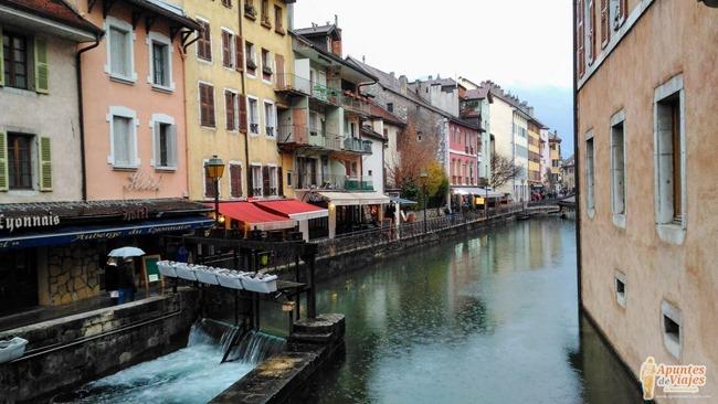 Visitar Annecy Francia 13