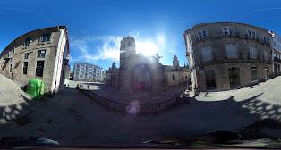 Centro histórico de Lugo