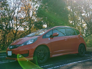 フィット GE8 2010年式 RSのカスタム事例画像 カイロ・レン?(TAKAHIRO)さんの2018年11月25日23:27の投稿