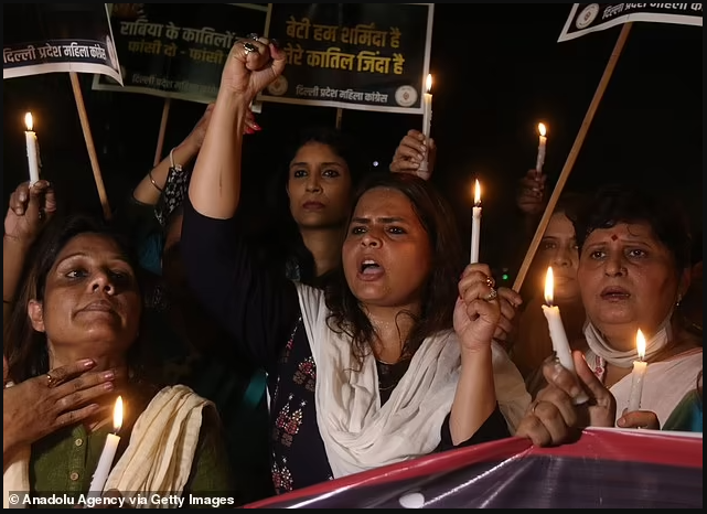 15-year-old girl is gang-raped by up to 33 men in latest horrifying sex attack case in India