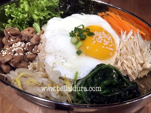 korea, Makanan korea