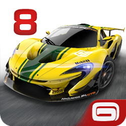 Asphalt 8 Airborne 2.1.1f APK OBB [Data] File Download