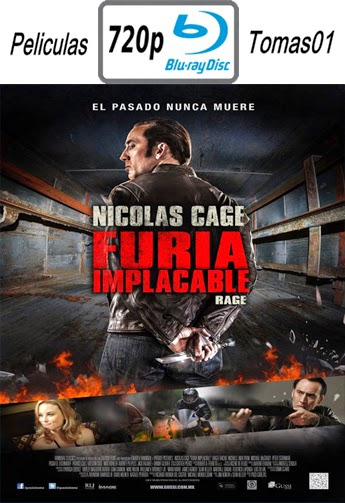 Furia Implacable (Tokarev) (2014) (BDRip) BRRip 720p