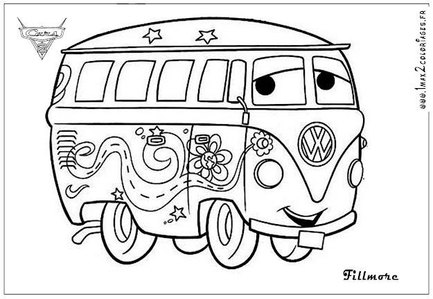 Cars  Characters Coloring Pages Coloring Pages