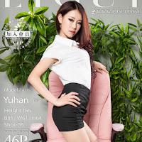 LiGui 2014.08.13 网络丽人 Model 语寒 [46P] cover.jpg