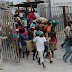 Entrada masiva de haitianos