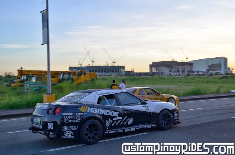 Atoy Customs Nissan Cefiro A31 to R35 GT-R Drift Car Conversion Custom Pinoy Rides Car Photography Manila Philippines pic6