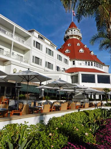 Hotel del Coronado.  Walkabout Malibu to Mexico: Hiking Inn to Inn on the Southern California Coast