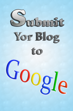 Add your blog to googlr