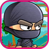 Ninja Mission World Game War 2