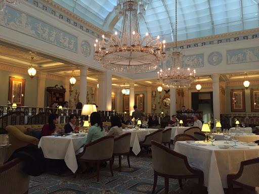 Lanesborough hotel's Celeste dining room