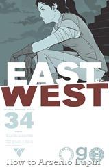 Actualización 13/09/2017: Se agrega el número #34 de East of West, por GinFizz para la pagina de Facebook G-Comis.