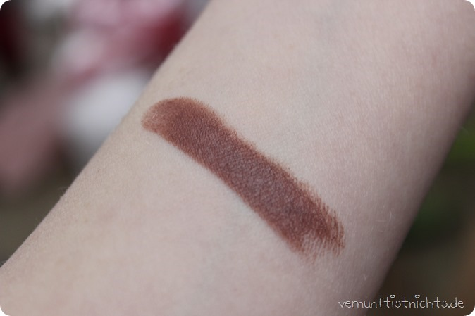 MAC Kiesza Dearly Beloved LE Collection Limited Edition maccosmetics Kosmetik Lipstick Lippenstift Review New in Swatch Tragebild Lipswatch Test Erfahrung Highend Douglas Urban Decay Make up Beauty 4