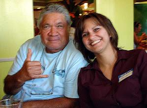 Photo: UKU@la and Ronnie. 8/29/2007