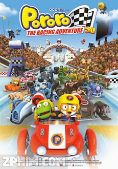 Pororo: Đường Đua Mạo Hiểm - The Little Penguin Pororo's Racing Adventure (2013) Poster