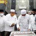 Resmikan Masjid Al-Malik, Ijeck Harapkan Masjid yang Bisa Makmurkan Warga