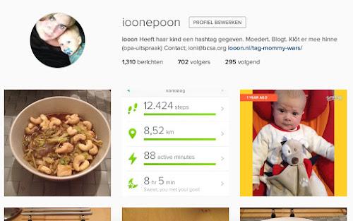 Social Media-Lie Tag Instagram iooon ioonepoon