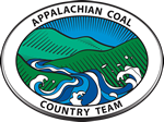 Appalachian Coal Country Team Logo