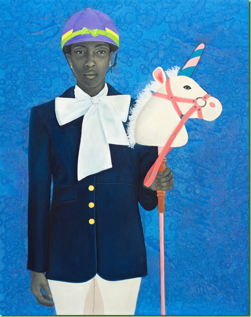 amy sherald mostly in her head