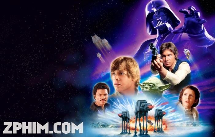 Ảnh trong phim Chiến Tranh Giữa Các Vì Sao 5: Đế Chế Phản Công - Star Wars 5: The Empire Strikes Back 1