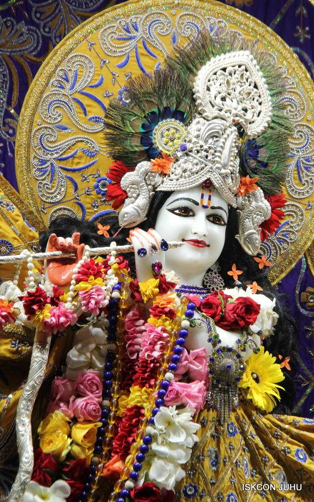 ISKCON Juhu Sringar Deity Darshan on 7th Sep 2016 (72)