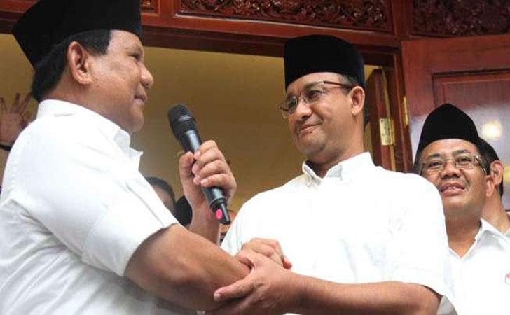 Hasil Survei IPS: Anies Jadi Jawara `Bang Jago` di Pilpres 2024
