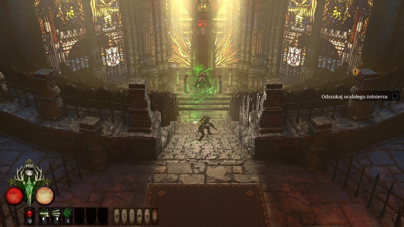 Sala tronowa imperatora Magnusa