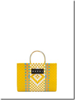 Marni Market Rinascente_Basket Bag