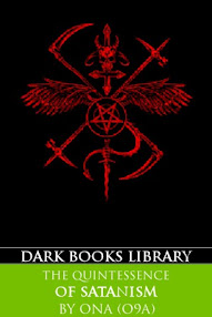 Cover of Order of Nine Angles's Book The Quintessence of Satanism