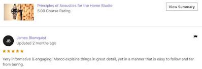 review acoustics