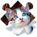 Cats Jigsaw Puzzles Free icon