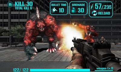 """iGun Zombie Reloaded action game"""