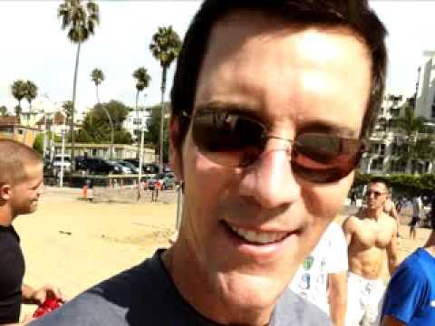 Tony Horton In Santa Monica, Tony Horton
