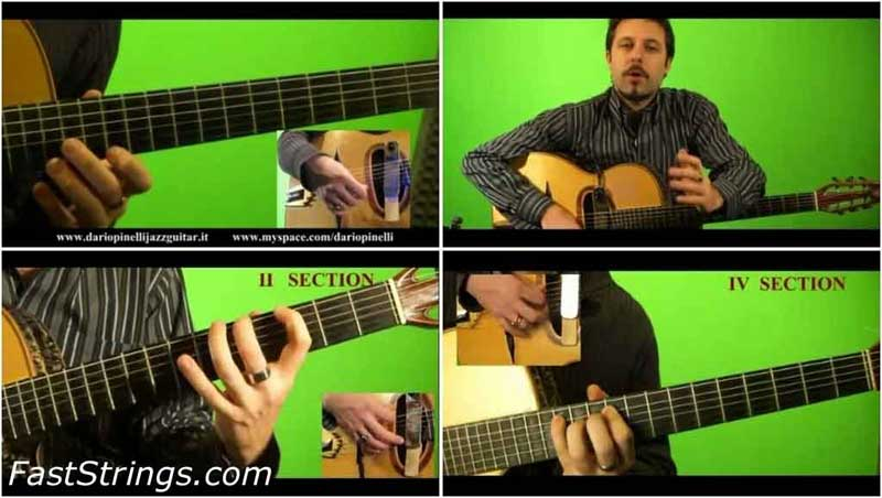 Guitar Improvisation with Dario Pinelli