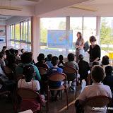 Presentation du projet à l'ecole primaire Paul Bert